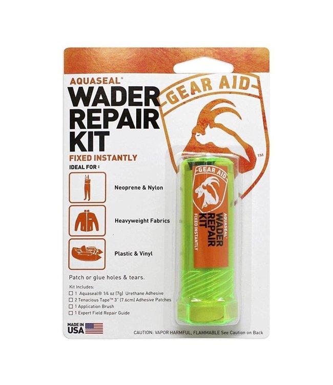 Gear Aid Gear Aid Aquaseal 1/4oz Repair Kit with Patch