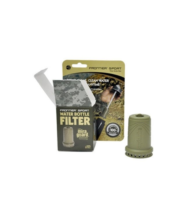 Gear Aid Gear Aid Frontier Sports Water Bottle Filter