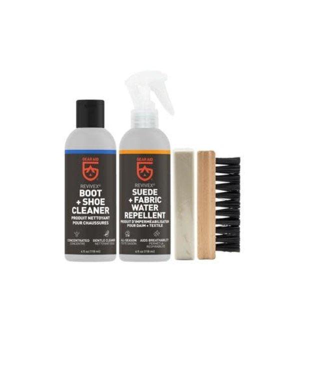 Gear Aid Revivex Boot Care Kit Mubuck & Fabric