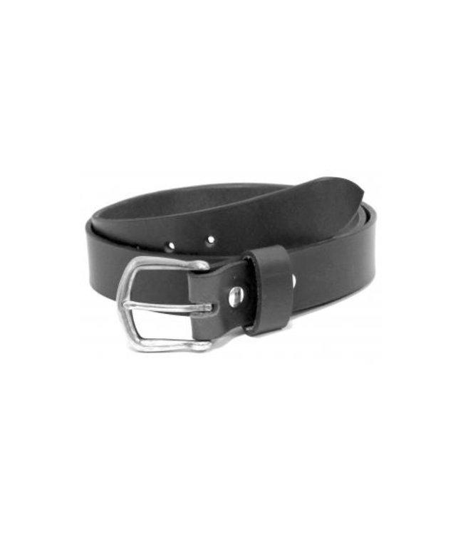 Bison Designs Bison Designs 32mm Shkltn Leather Belt
