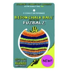 Bison Designs Chalk Ball Reusable Fuzbalz