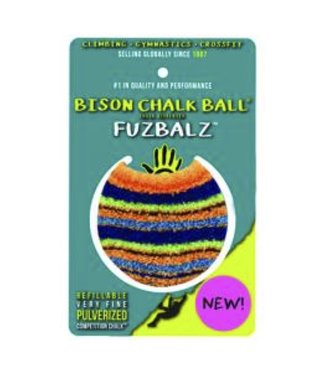 Bison Designs Chalk Ball Reusable Fuzbalz