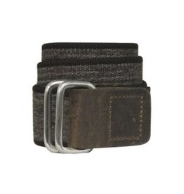 Bison Designs Rec D Buckle With Leather Tip