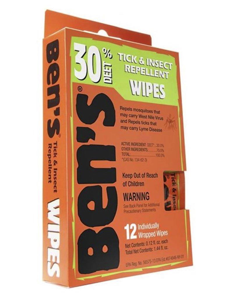 Ben's 30 Field Wipes