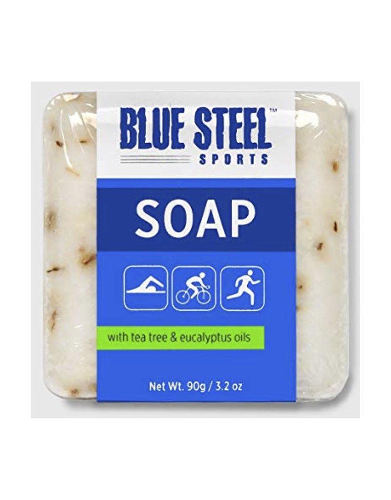 Blue Steel Soap