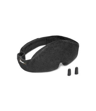 Cabeau Adjustable Sleep Mask with Earplugs