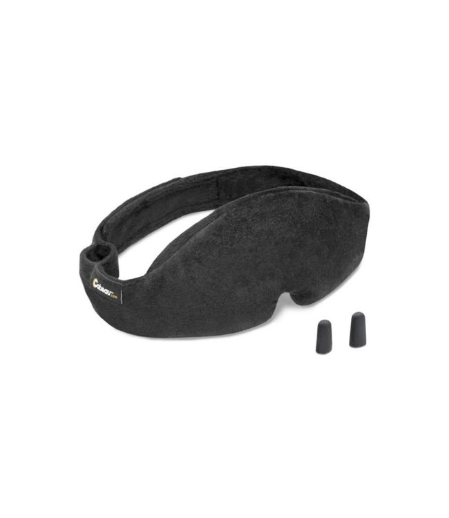 Cabeau Cabeau Adjustable Sleep Mask with Earplugs