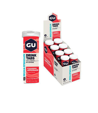 GU GU Drink Tabs
