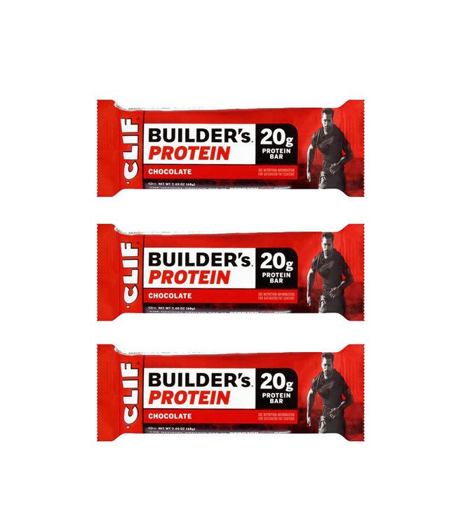 Clif Bar Clif Builders