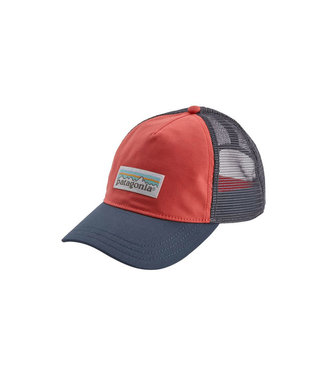 Patagonia Patagonia Women's Pastel P-6 Label Layback Trucker Hat