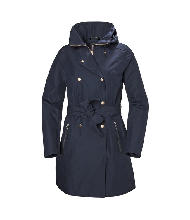 select for latest new lower prices latest style of 2019 Helly Hansen Women's Welsey II Trench