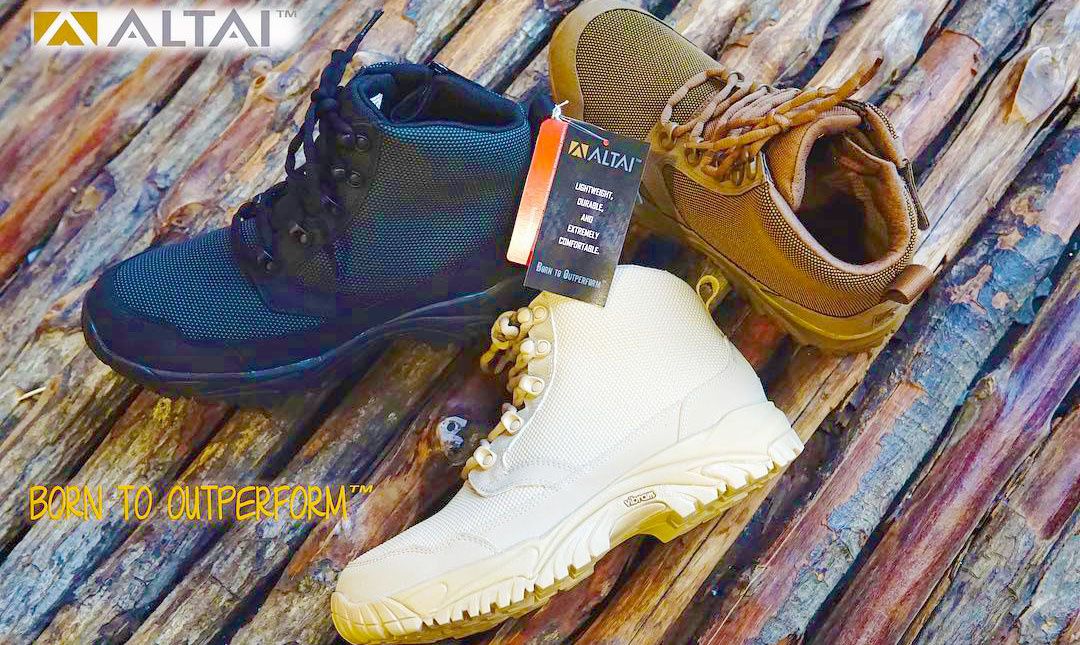 Altai 6 inches Hiking Boot hands on review