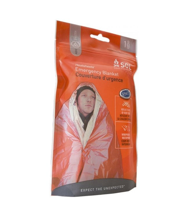 SOL AMK SOL Emergency Blanket