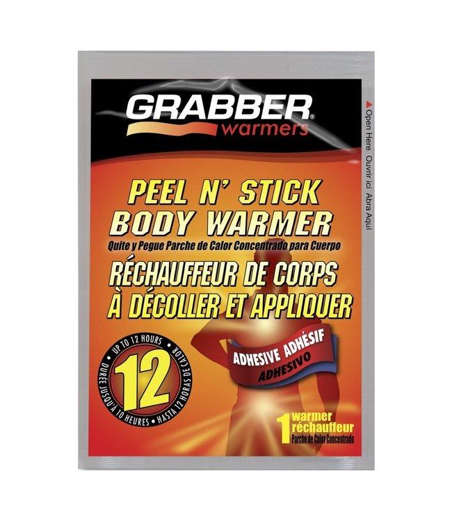 Grabber Grabber Adhesive Body Warmer - 12 Hours