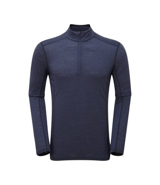 Montane Men's Primino Zip Neck 140