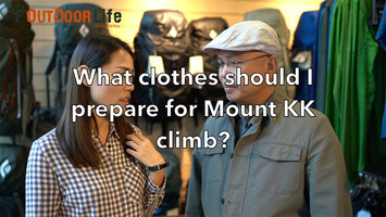 How to prepare yourself for Mount Kinabalu