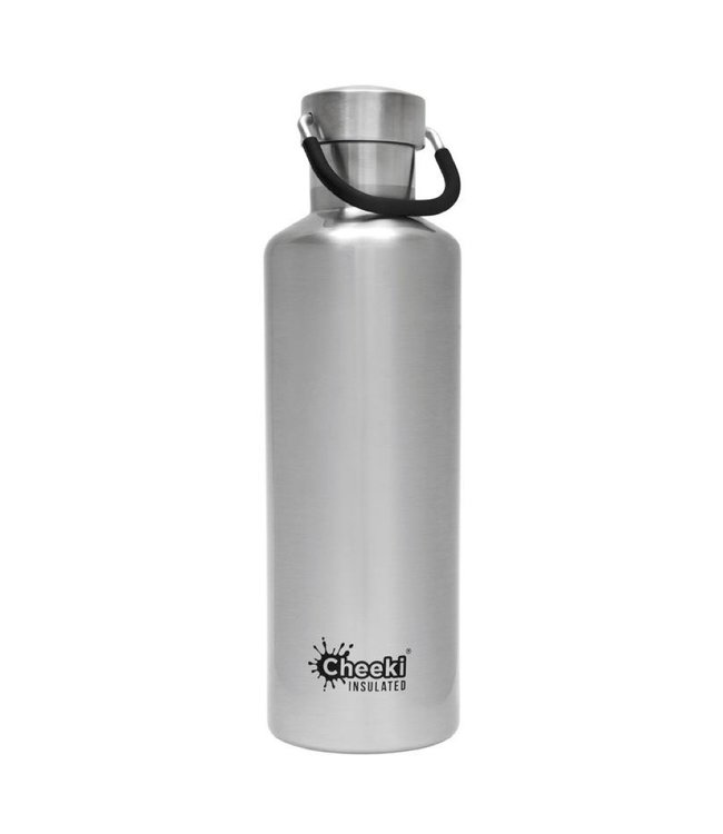 Cheeki Cheeki Insulated Classic Stainless Steel Bottle 1.0L