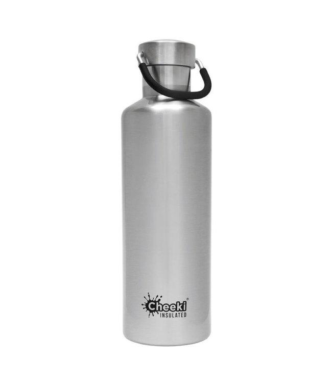 Cheeki Cheeki Insulated Classic Stainless Steel Bottle 1.0L