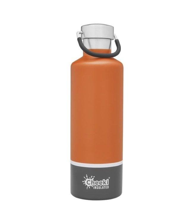 Cheeki Cheeki Insulated Classic Stainless Steel Bottle 0.6L