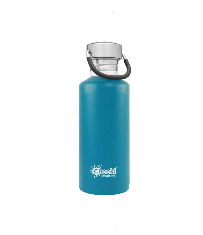 Cheeki Cheeki Classic Stainless Steel Bottle 0.5L