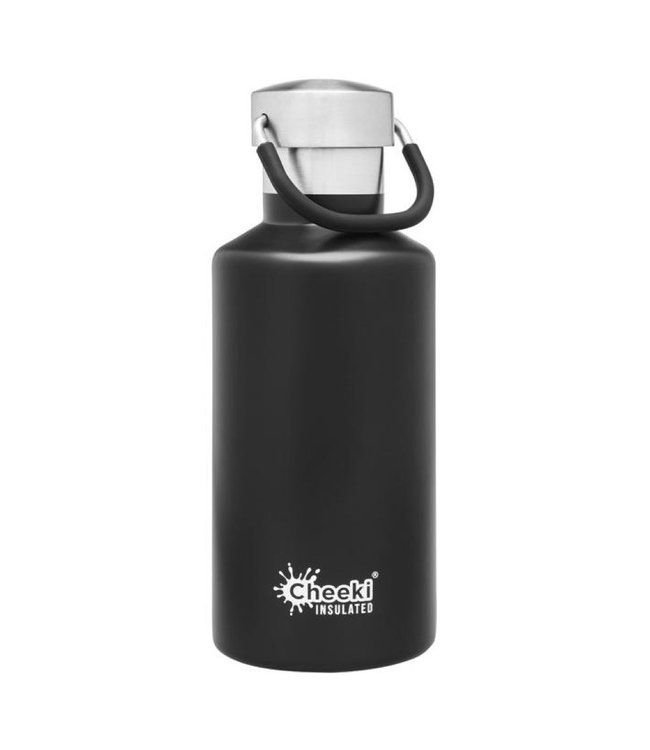 Cheeki Cheeki Insulated Classic Stainless Steel Bottle 0.4L
