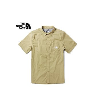 The North Face TNF Men's Short Sleeve Stretch Shirt - Ap