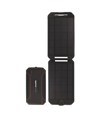 Powertraveller Powertraveller Extreme Solar Kit  (Clamshell)