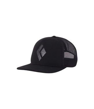 Black Diamond Black Diamond Flat Bill Trucker Hat
