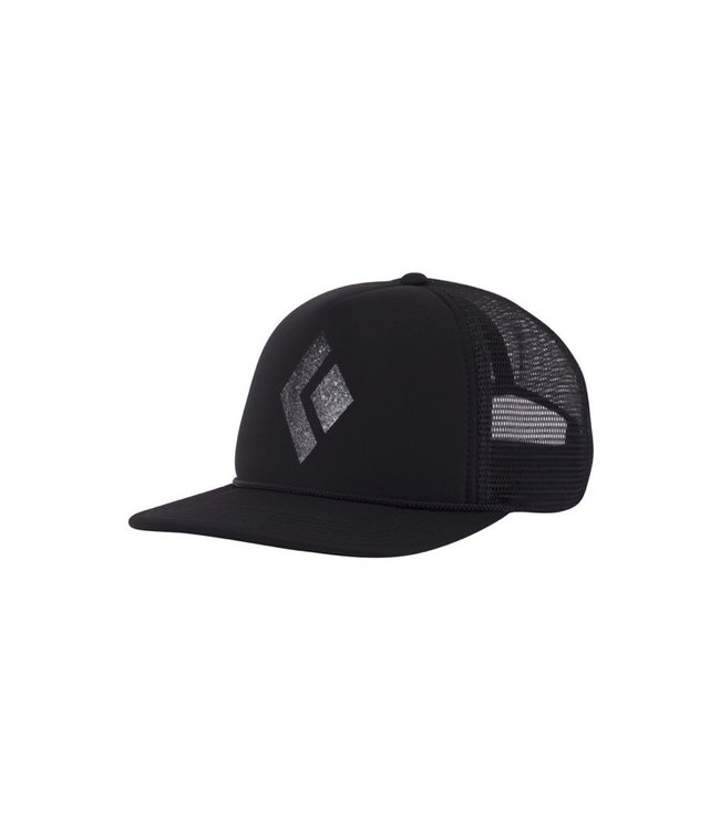 Black Diamond Black Diamond Flat Bill Trucker Hat