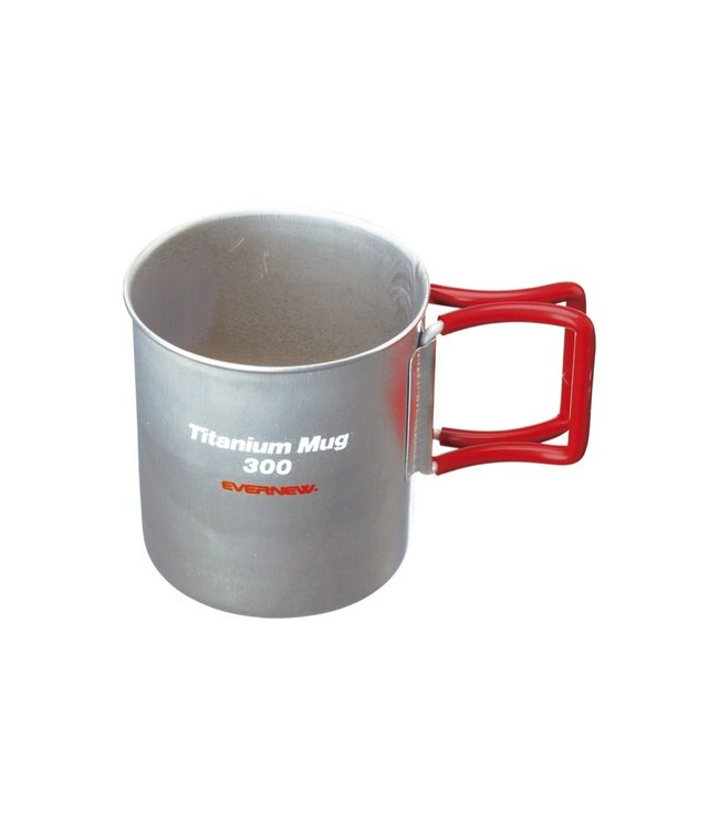 Evernew Evernew Titanium Mug 300FH (Made In Japan)