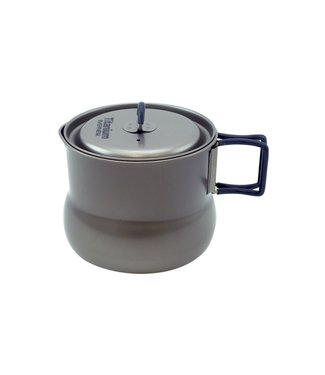 Evernew Evernew Titanium Tea Pot 0.8L (Made In Japan)