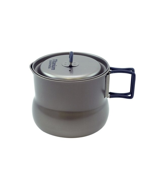 Evernew Evernew Titanium Tea Pot 0.8L