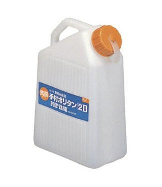 Evernew Evernew Poly Tank 2L (Made In Japan)