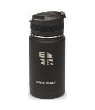 Earthwell Earthwell Vacuum Bottle 12oz w/Roaster Cap