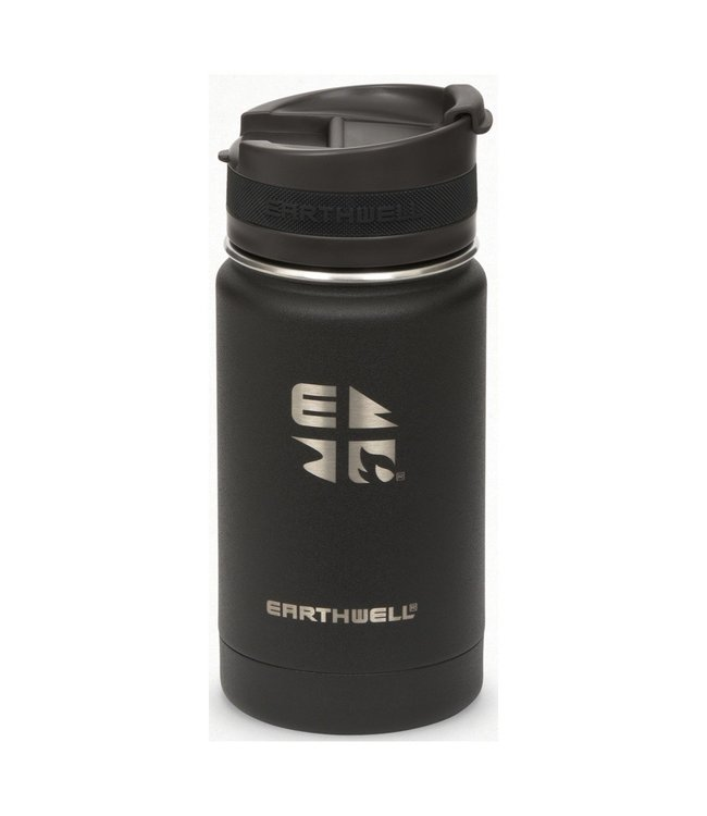 Earthwell Earthwell Vacuum Bottle 12oz w/Roaster Cap
