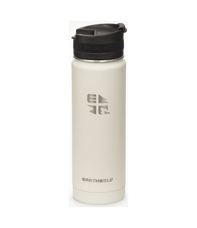 Earthwell Earthwell Vacuum Bottle 20oz w/Roaster Cap