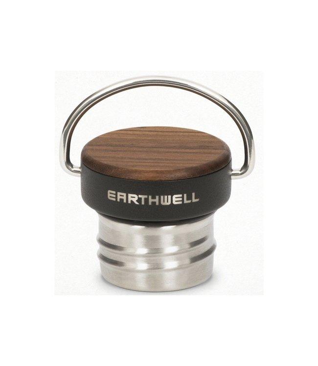 Eearthwell Earthwell Woodie Walnut Cap