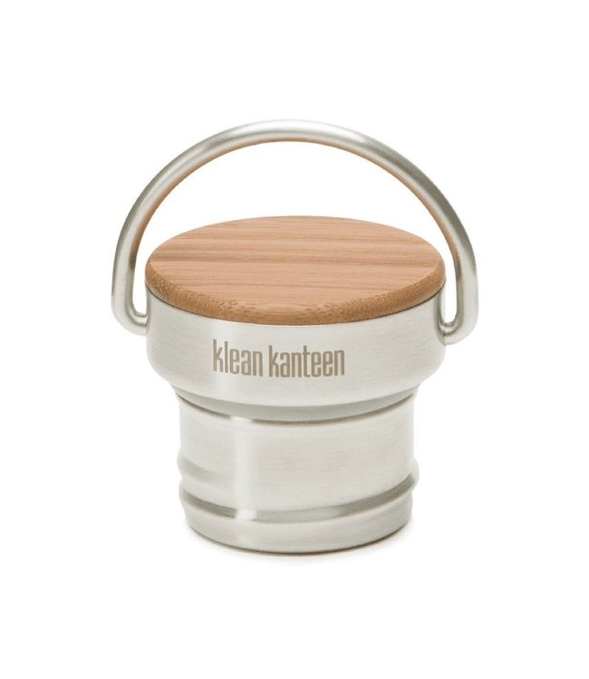 Klean Kanteen Klean Kanteen Unibody Bamboo Cap