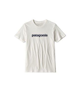 Patagonia Patagonia Men's Text Logo Organic T-Shirt