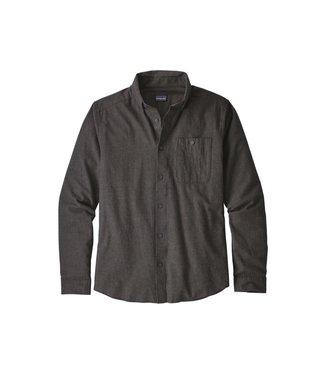 Patagonia Patagonia Men's Long Sleeve Vjosa River Pima Cotton Shirt