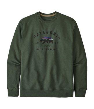 Patagonia Patagonia Men's Arched Fitz Roy Bear Uprisal Crew Sweatshirt