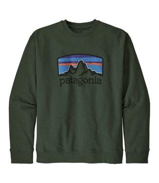 Patagonia Patagonia Men's Fitz Roy Horizons Uprisal Crew Sweatshirt