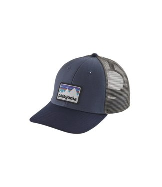 Patagonia Patagonia Shop Sticker Patch LoPro Trucker Hat