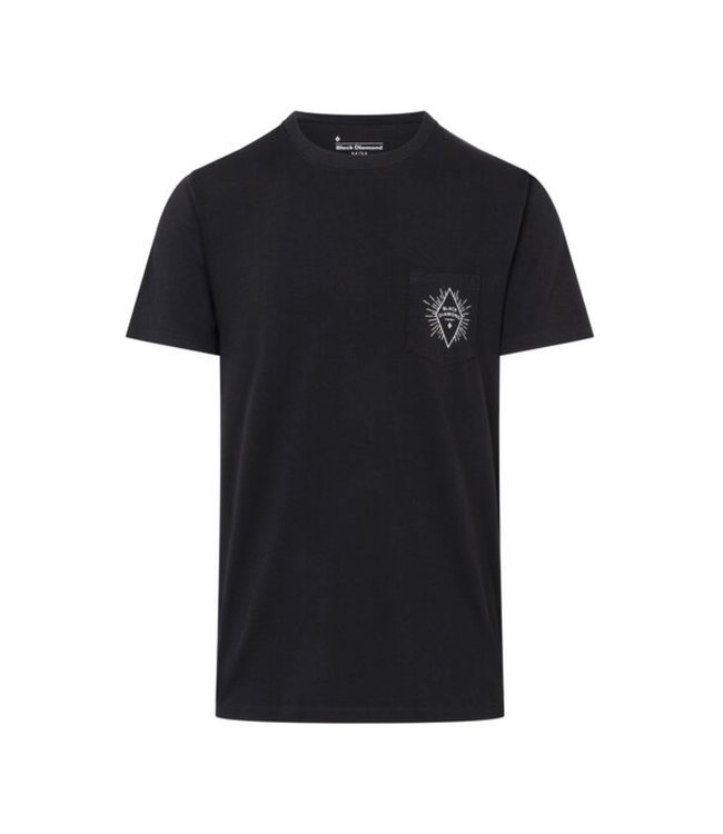 Black Diamond Black Diamond Men's BB Rays Pocket Tee