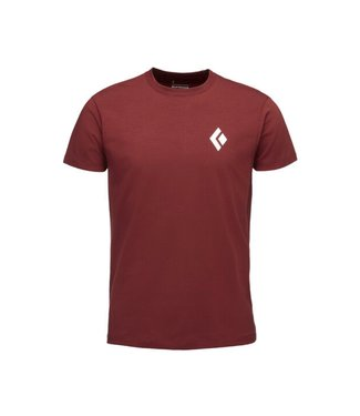Black Diamond Black Diamond Men's Short Sleeve Equipment For Alpinist Tee
