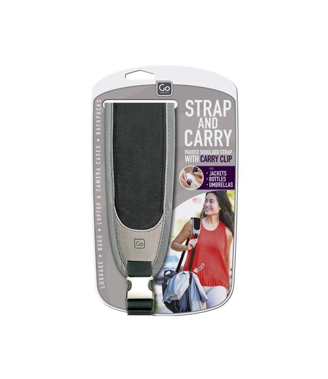 GO travel Go Travel Padded Luggage Strap