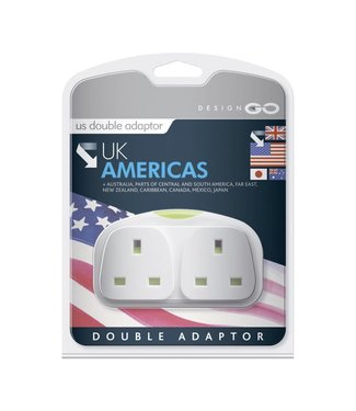 GO travel Go Travel Adapter DUO