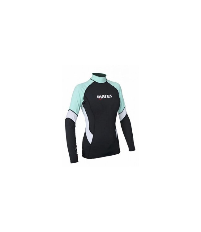Mares Womens Fire Skin Short Sleeve Shirt Watersport Protection Gear