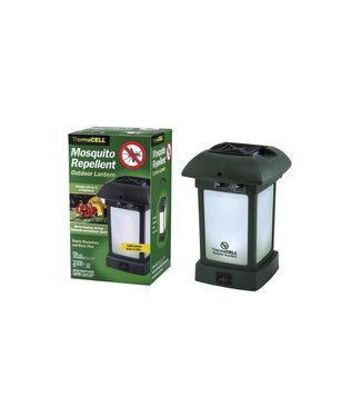 Thermacell Thermacell Outdoor Lantern Mosquito Repellent + 12-Hour Refill