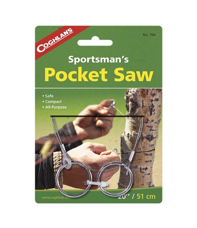 Coghlan's Coghlan's Sportsman's Saw (Pocket Saw)